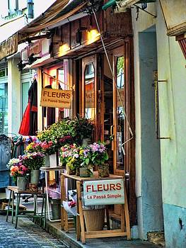 Paris Fleurs by Kathy Churchman