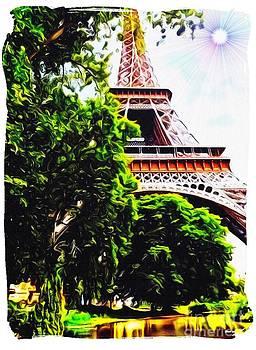 Paris in June by Gra Howard