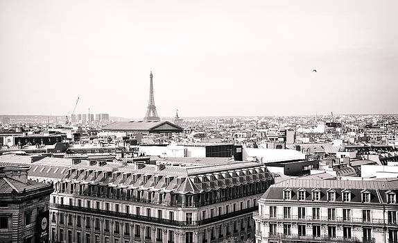 Paris in the Afternoon by Vivienne Gucwa