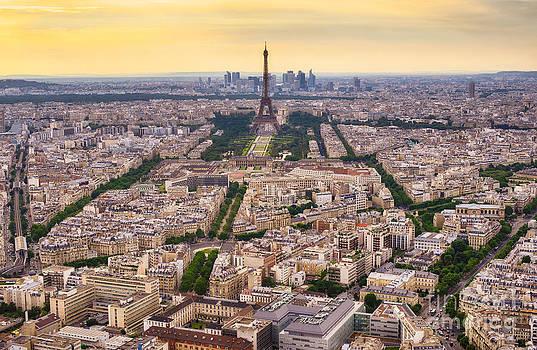 Paris in Yellow by Alejandro Tejada