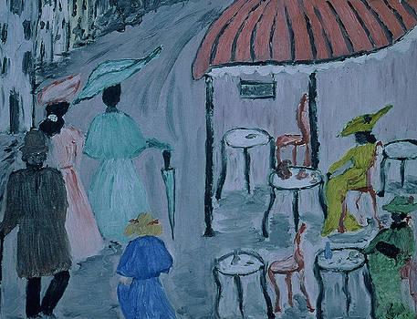 Inge Lewis - Paris