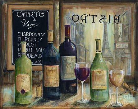 Marilyn Dunlap - Paris Wine Tasting