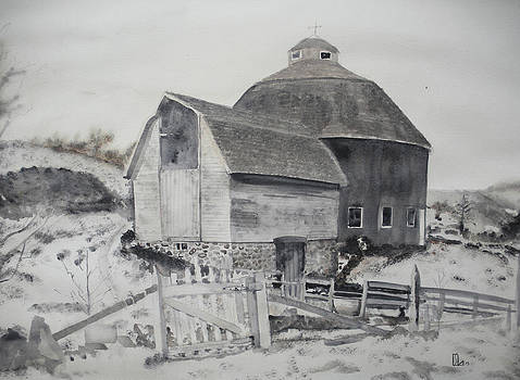 Parish Barn by Lee Stockwell