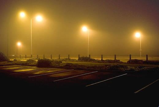 Daniel Furon - Parking lot by Ocean Beach