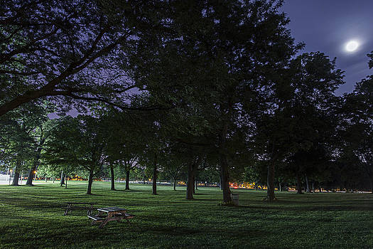 Parks by Night - Part One by CJ Schmit