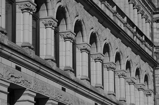 Marilyn Wilson - Parliament Buildings in Victoria
