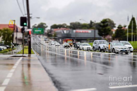 Parramatta Road by Tomislav Vucic
