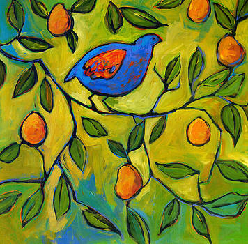 Partridge in a Pear Tree by Patty Baker