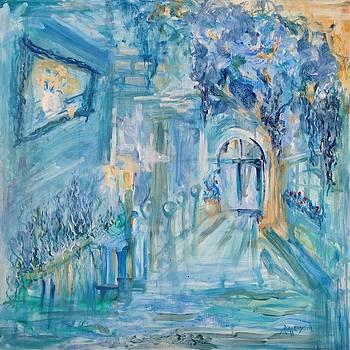 Passage by Khalid Alzayani