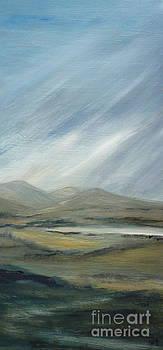 Passing clouds by Hazel Millington