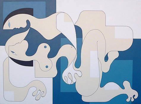 Passion by Hildegarde Handsaeme