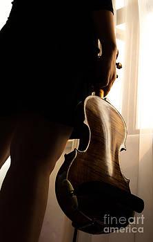 Passion of Violin II by Frederiko Ratu Kedang