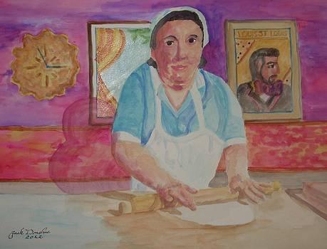 Pasta Mama   by Jack Donahue