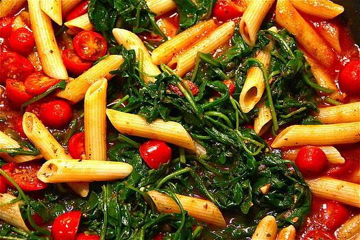 Pasta's Done by Graham Hayward