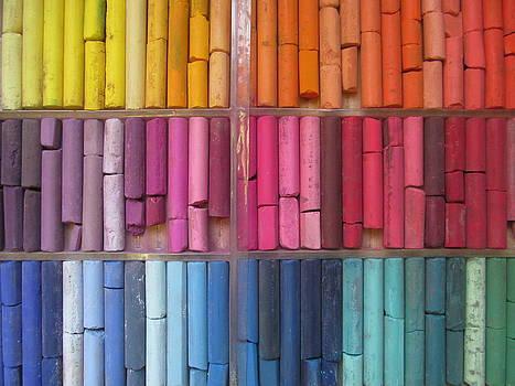 Alfred Ng - pastel color