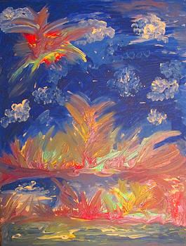 Pastel heaven by Darryl  Kravitz