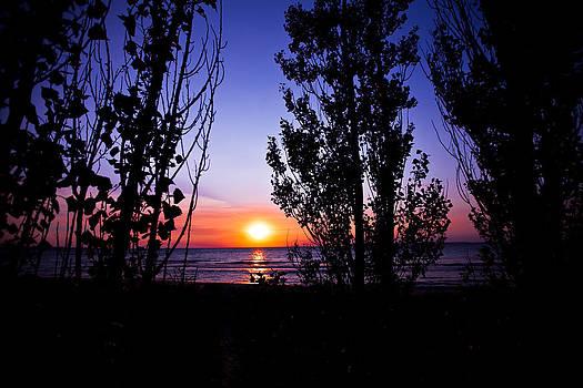 Pastel Sun by Jason Naudi Photography