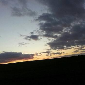 Pastel Sunset by Amanda Edwards