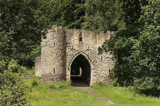 Svetlana Sewell - Path through a Castle