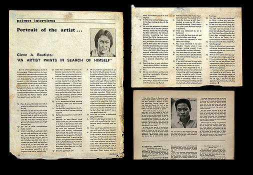 Glenn Bautista - Patmos Interview 1976
