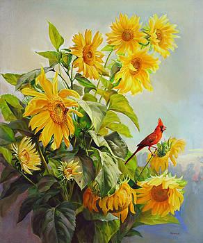 Patriotic Song - The Incredible Morning by Svitozar Nenyuk