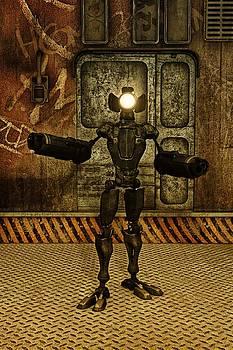 Liam Liberty - Patrol Bot 2050