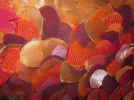 Pattern In Textiles by Cherie Sexsmith