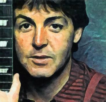 Paul McCartney by Carol Sullivan