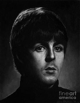 Paul McCartney by Stu Braks