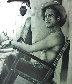 Paul Newman by Carl Baker