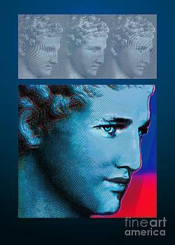 Nikos Smyrnios - Paul Newman interprets Praxitele