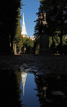 Juergen Roth - Paul Revere and the Old North Church