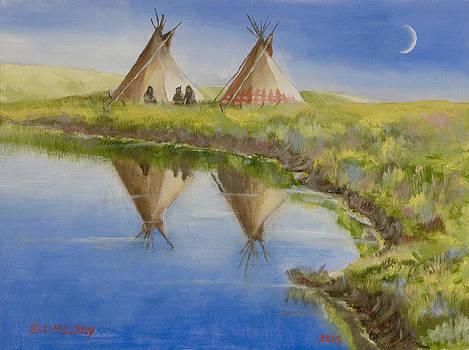 Jerry McElroy - Pawnee Camp