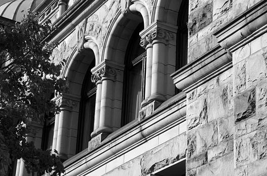 Marilyn Wilson - Parliament Buildings in Victoria BC