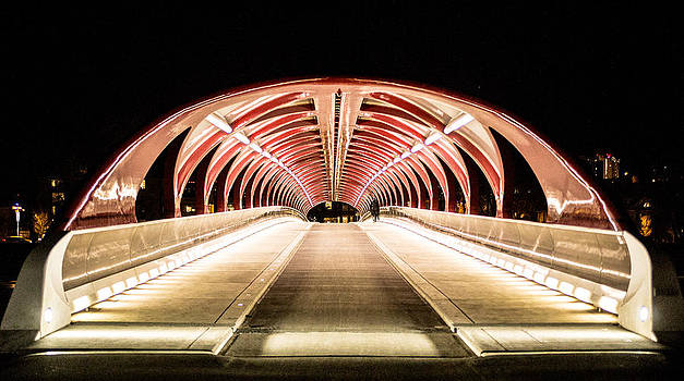 Peace Bridge by Darren Langlois