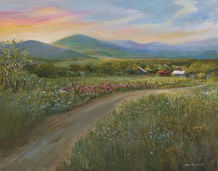 Peace in the Valley by Jane Woodward
