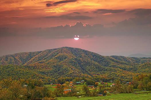 Randall Branham - PEACEFUL MOUNTAIN COMMUNITY