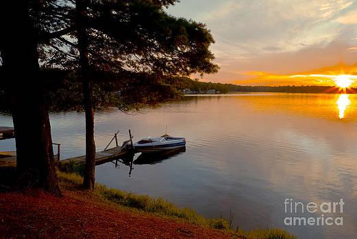 Peaceful by Pat Carosone