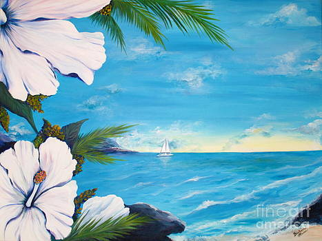 Peaceful Voyage by Barbara Petersen