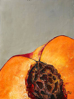 Peach by Natalia Stahl
