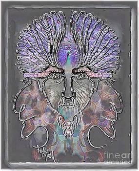 Freddy Kirsheh - Peacock man