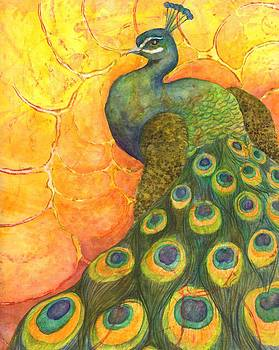 Peacock by Sara Bell