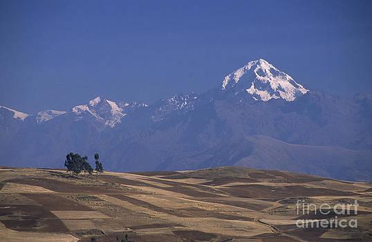 James Brunker - Peaks and fields