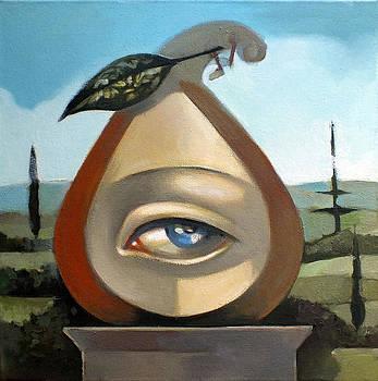 Pear 3 by Filip Mihail