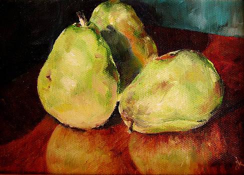 Diane Kraudelt - Pear Trio