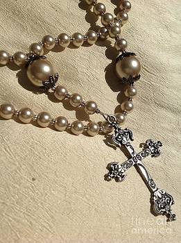 Pearls of the Cross by Connie Harriff