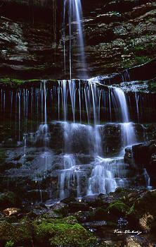 Pearly Stream by Karen M Blankenship