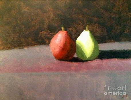 Pears by Michelle Treanor