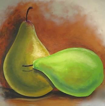Pears by Paul Schoenig