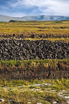 Jane McIlroy - Peat Bog - Achill - Mayo - Ireland